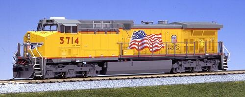Trenes en escala